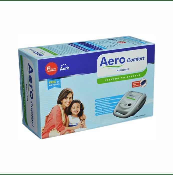 Aero Comfort Nebuliser White