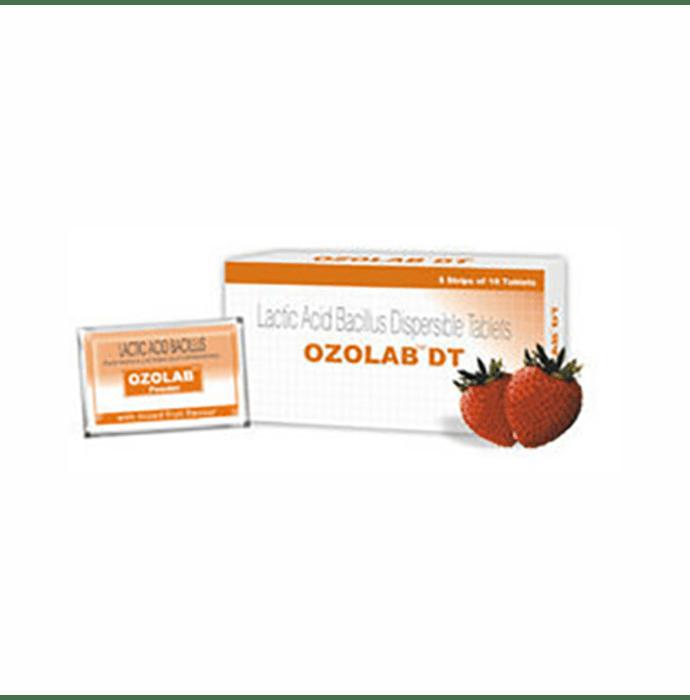 Ozolab Tablet DT