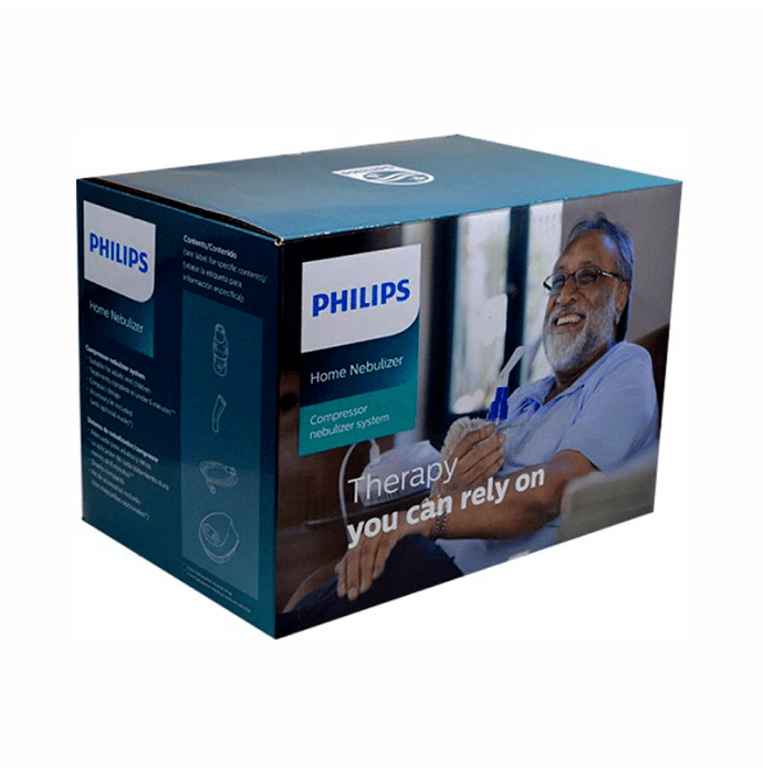 Philips Home Nebuliser White