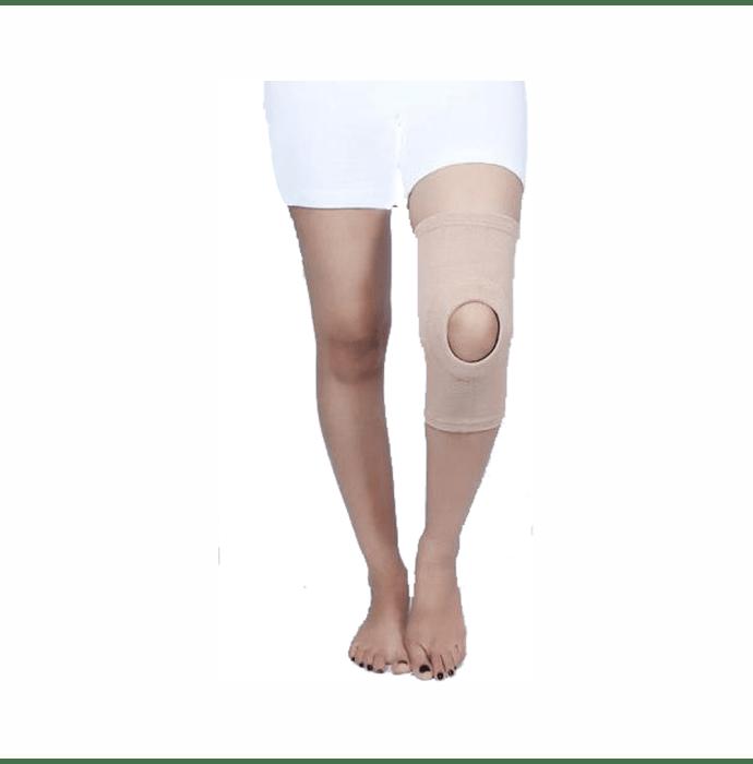 Dr. Expert Knee Cap (Open Patella) S Skin Colour