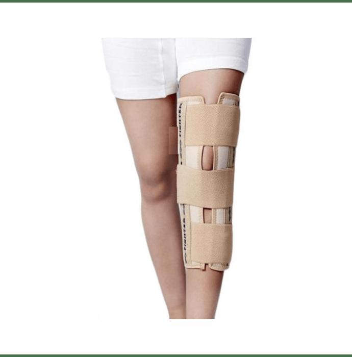 Dr. Expert Knee Immobilizer (Short) S Skin Colour