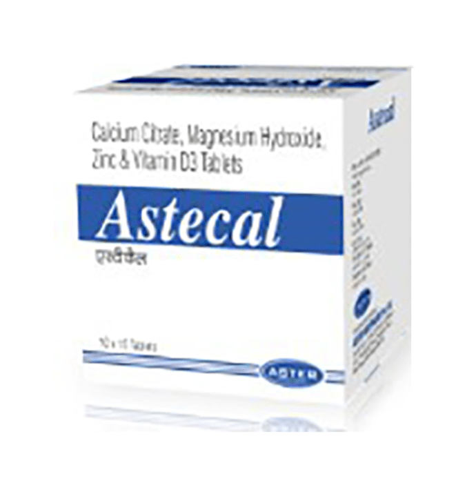 Astecal Tablet