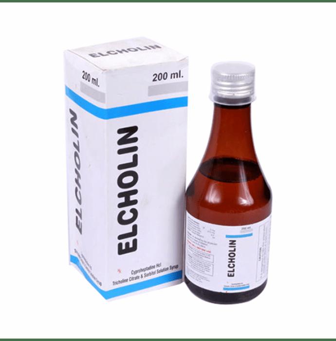 Elcholin Syrup