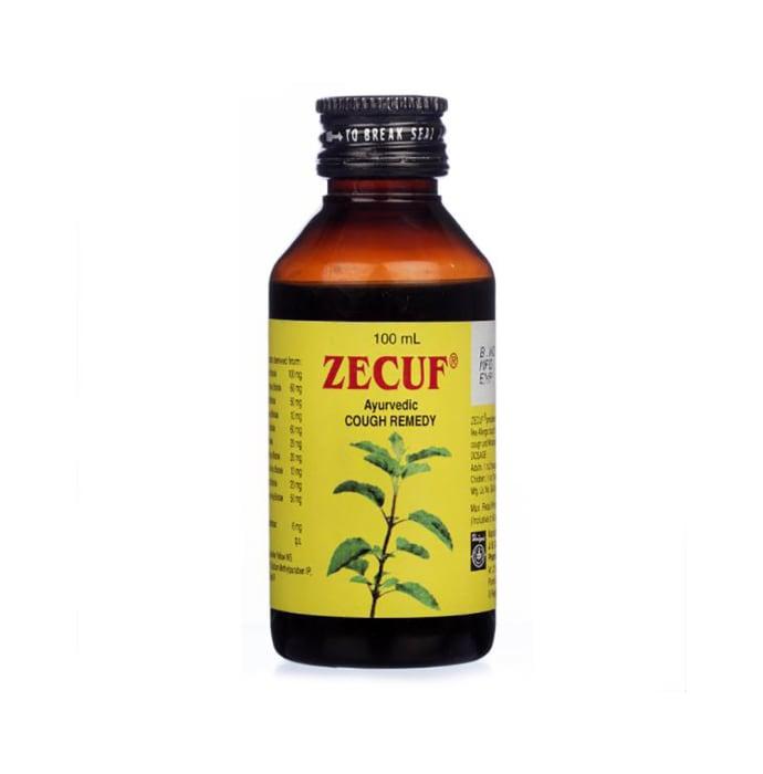 Zecuf Syrup
