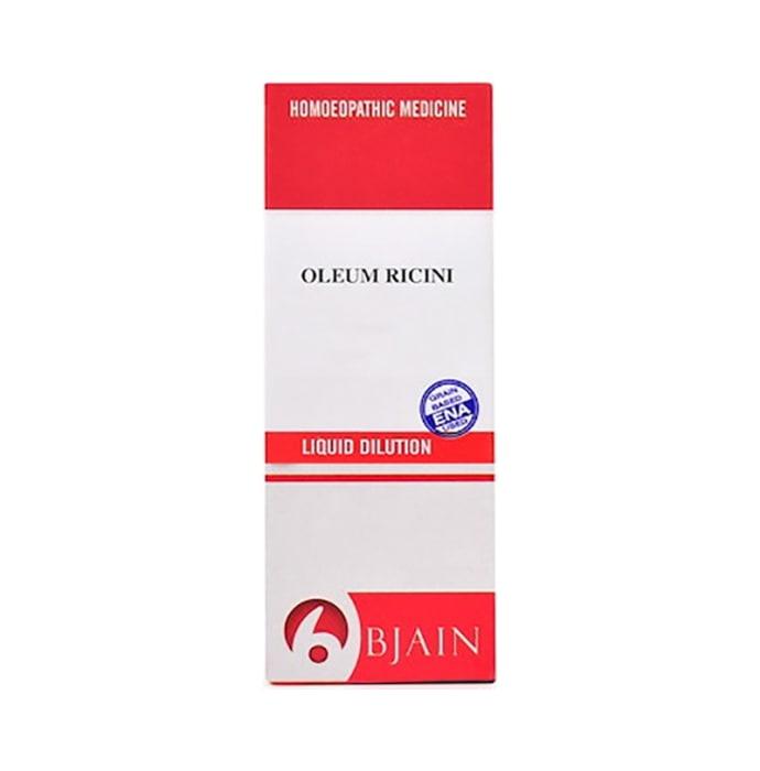 Bjain Oleum Ricini Dilution 6X