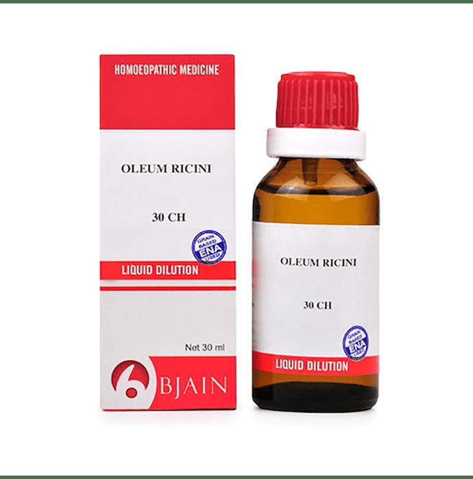 Bjain Oleum Ricini Dilution 30 CH