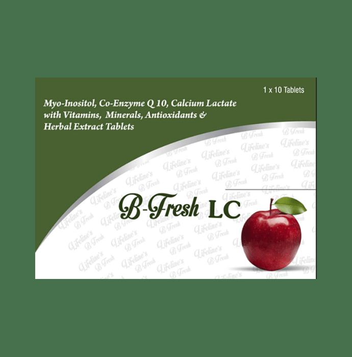 B-Fresh LC Tablet