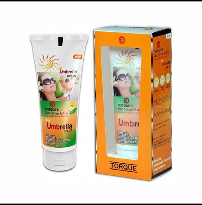 Umbrella Spf-27 Sunscreen Lotion
