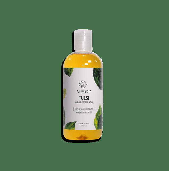 Vedi Liquid Castile Soap Tulsi