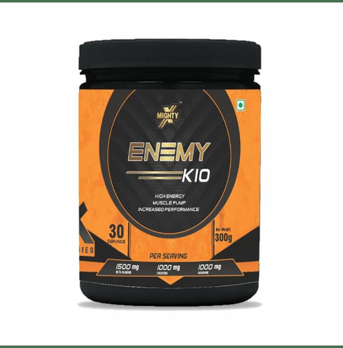 MightyX Enemy K10 Powder