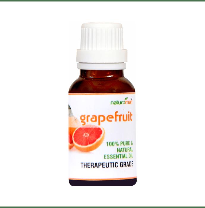 Naturoman Grapefruit Pure and Natural Essential Oil ( Buy 1 Get 1 )