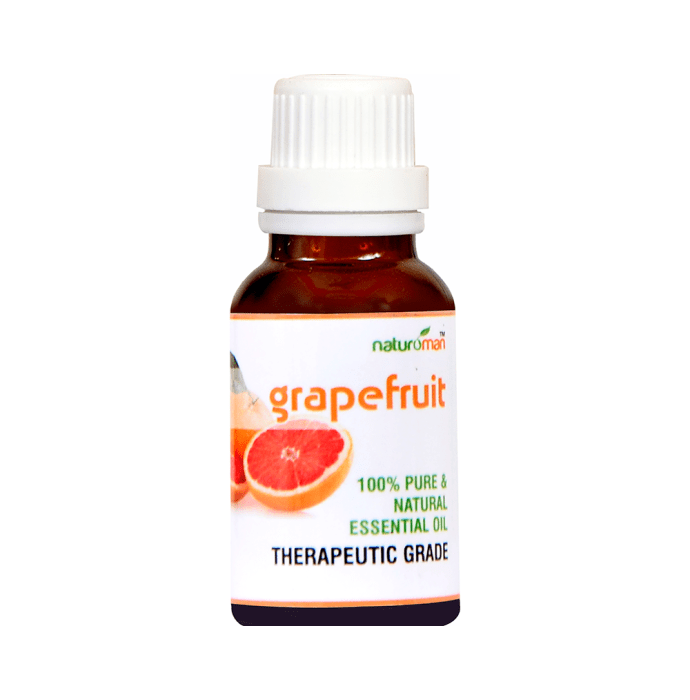 Naturoman Grapefruit Pure and Natural Essential Oil ( Buy 1 Get 1 )
