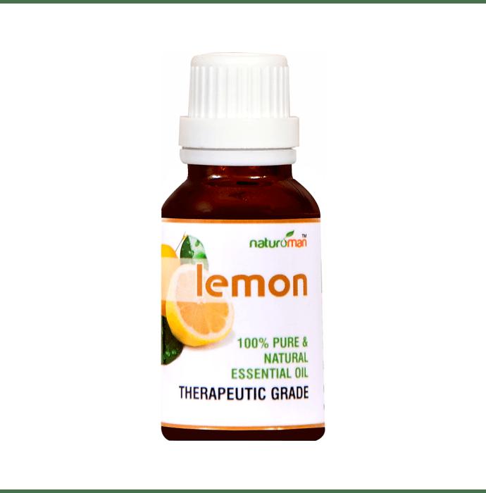 Naturoman Lemon Pure and Natural Essential Oil