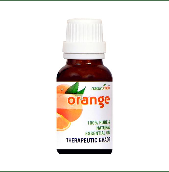 Naturoman Orange Pure and Natural Essential Oil