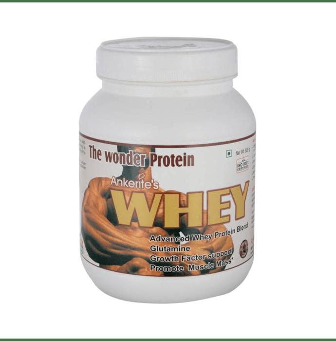 Ankerite Whey Protein