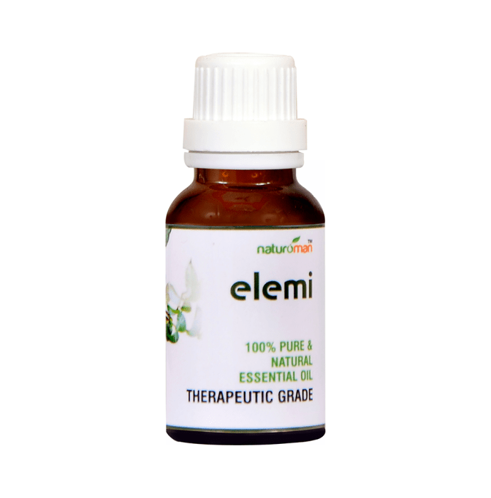 Naturoman Elemi Pure and Natural Essential Oil ( Buy 1 Get 1 )