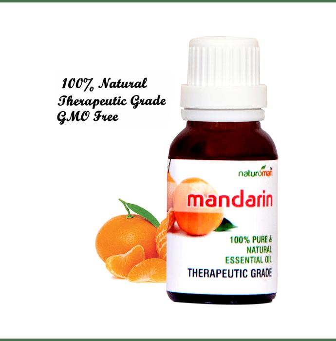 Naturoman Mandarin Pure and Natural Essential Oil ( Buy 1 Get 1 )