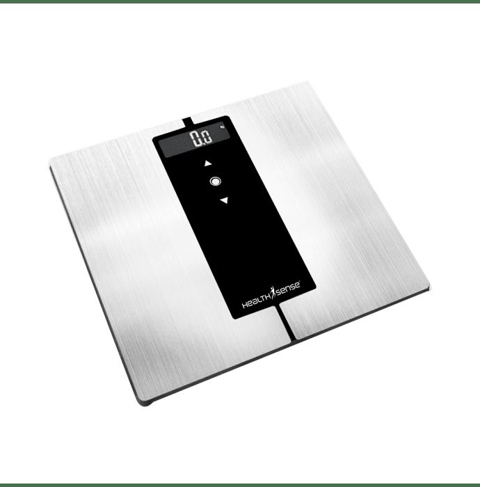 Health Sense BF 425 Scan Pro Body Fat Monitor Steel and Grey