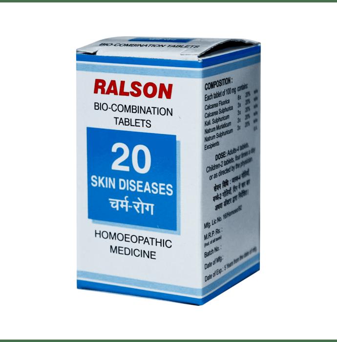 Ralson Bio-Combination 20 Tablet
