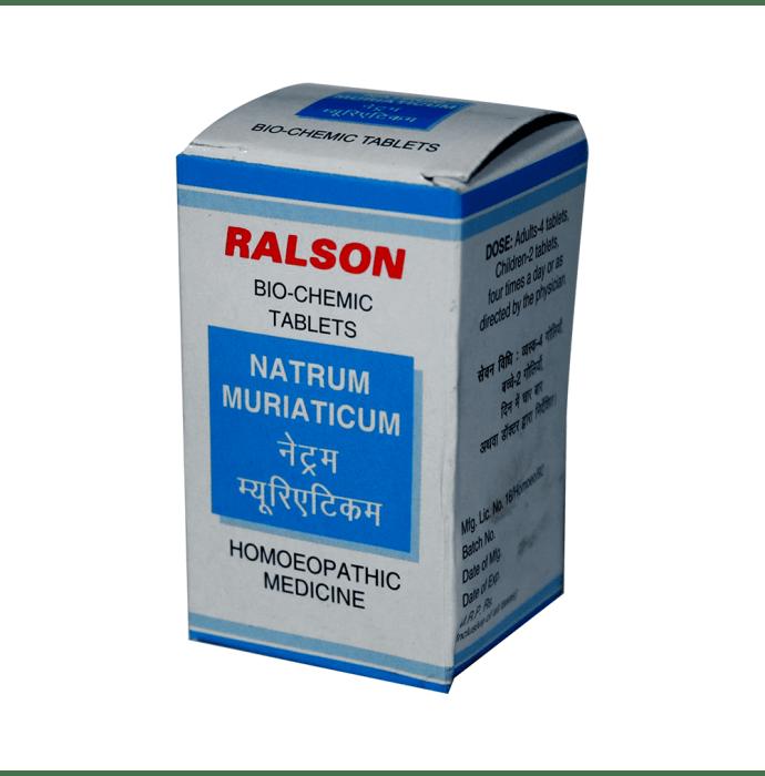 Ralson Natrum Muriaticum Biochemic Tablet 3X