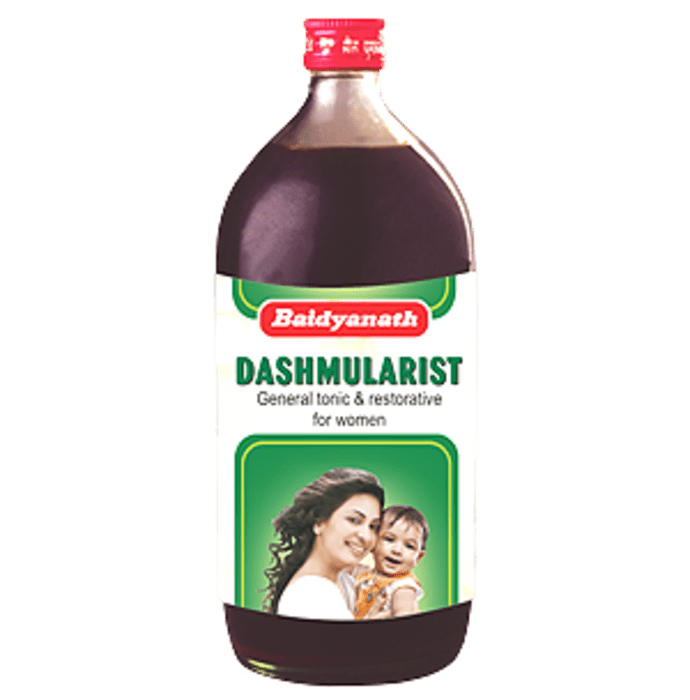 Baidyanath Dashmularist - General tonic & restorative for women