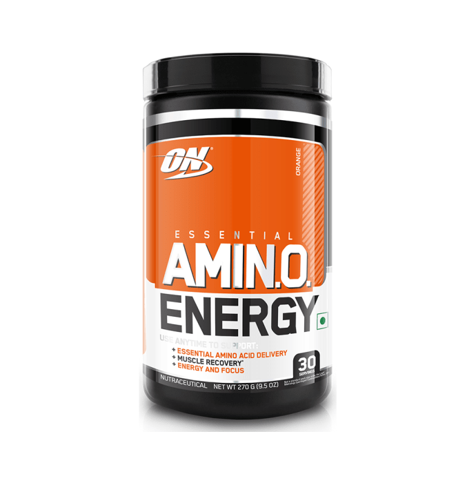 Optimum Nutrition (ON) Amino Energy Orange