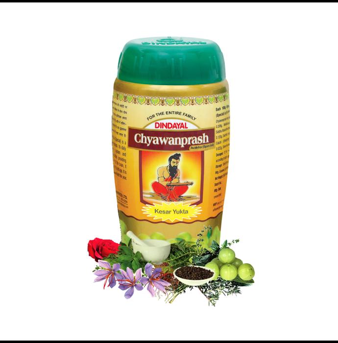 Dindayal Chyawanprash Kesar Yukta