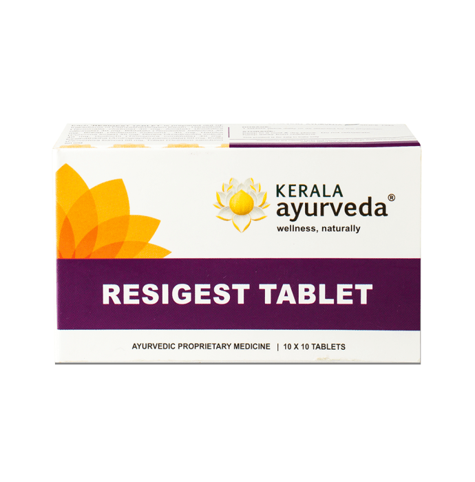 Kerala Ayurveda Resigest Tablet