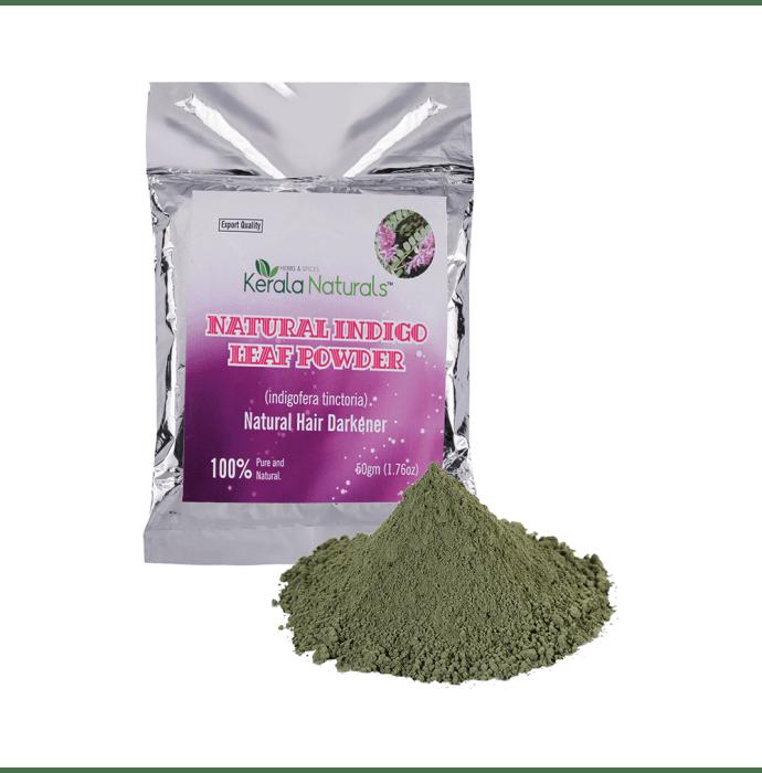 Kerala Naturals Indigo Leaf Powder Pack of 3