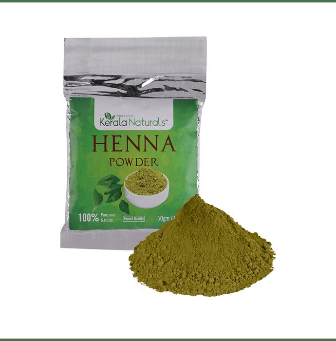 Kerala Naturals Henna Powder