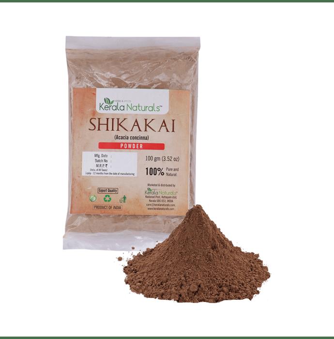Kerala Naturals Shikakai Powder