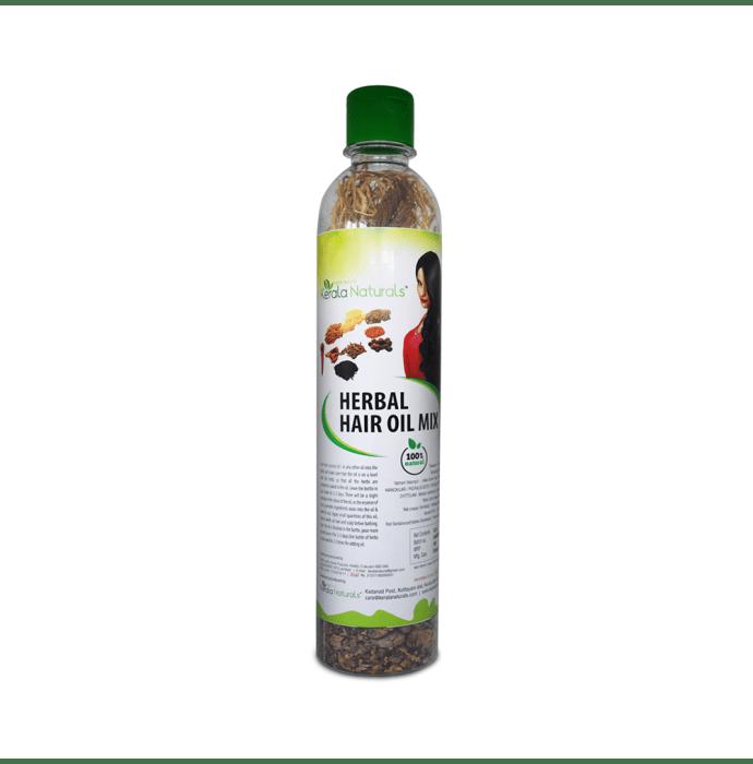 Kerala Naturals Herbal Hair Oil Mix