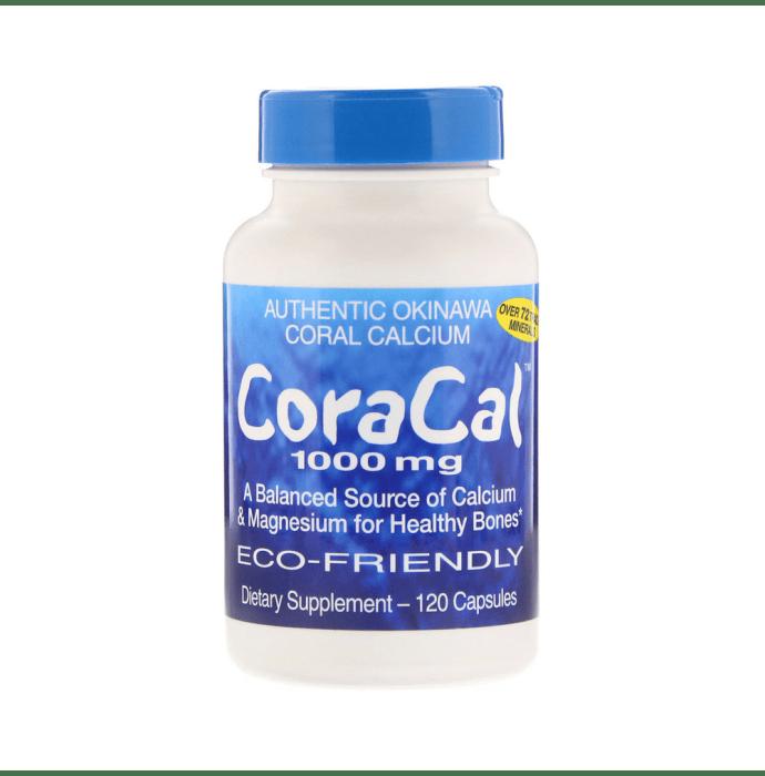 21st Century CoraCal 1000mg Capsule
