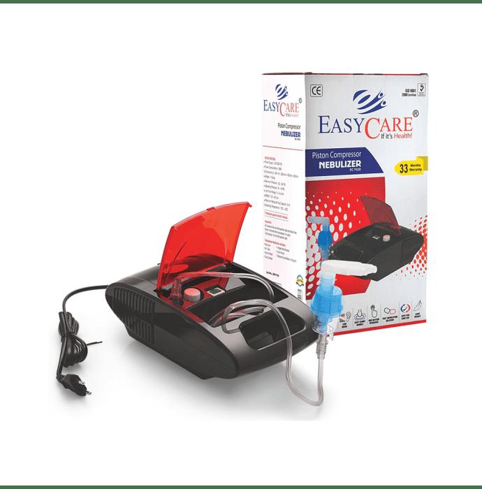 Easy Care EC 7020 Compressor Nebuliser Black
