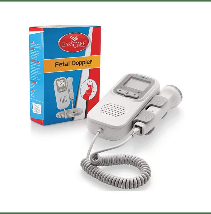 Easy Care EC 2016 Fetal Doppler White