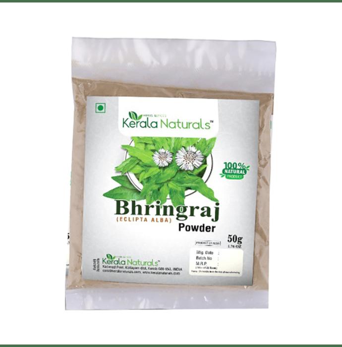 Kerala Naturals Bhringraj Powder Pack of 3