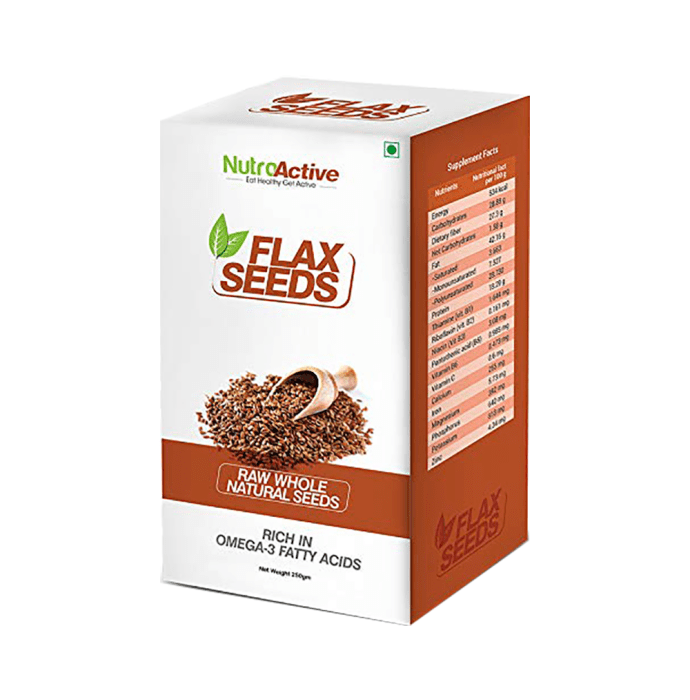 NutroActive Flax Seeds