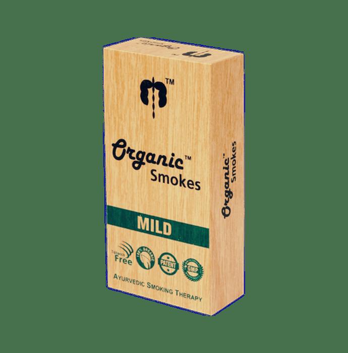 Organic Smokes Tobacco Free Cigarette Mild