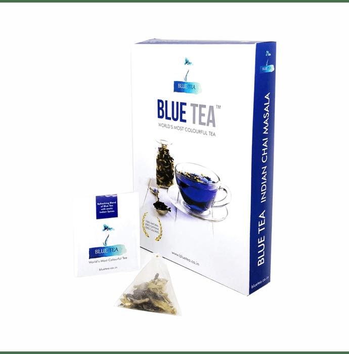 Blue Tea Indian Chai Masala