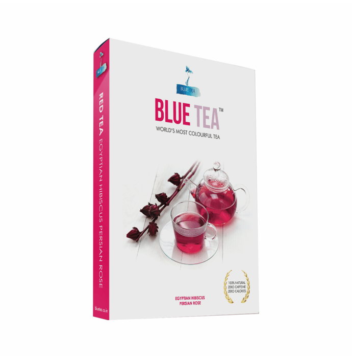 Blue Tea Egyptian Hibiscus Persian Rose
