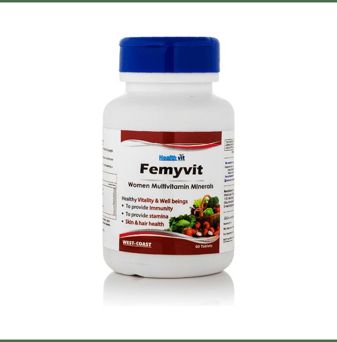 HealthVit Femyvit Women Multivitamins  Tablet