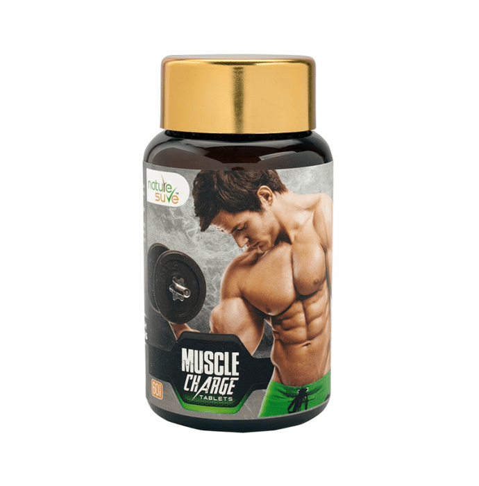 Nature Sure Muscle Charge Tablet
