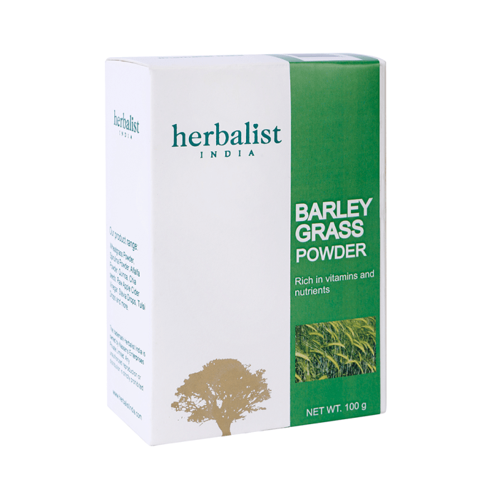 Herbalist India Barley Grass Powder