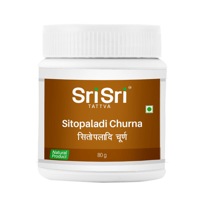 Sri Sri Tattva Sitopaladi Churna