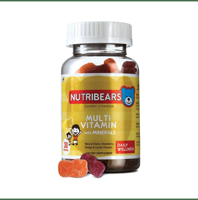 Nutribears Multivitamin with Minerals Gummy