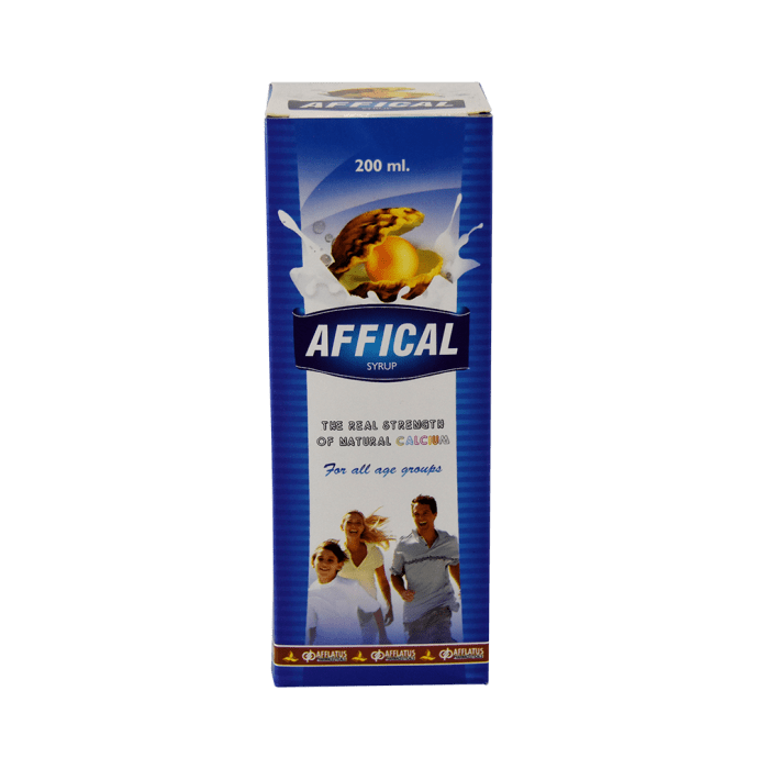 Afflatus Affical Syrup