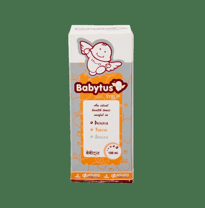 Afflatus Babytus Syrup