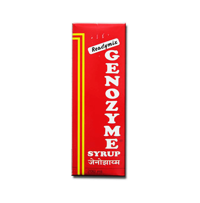 Genozyme Syrup