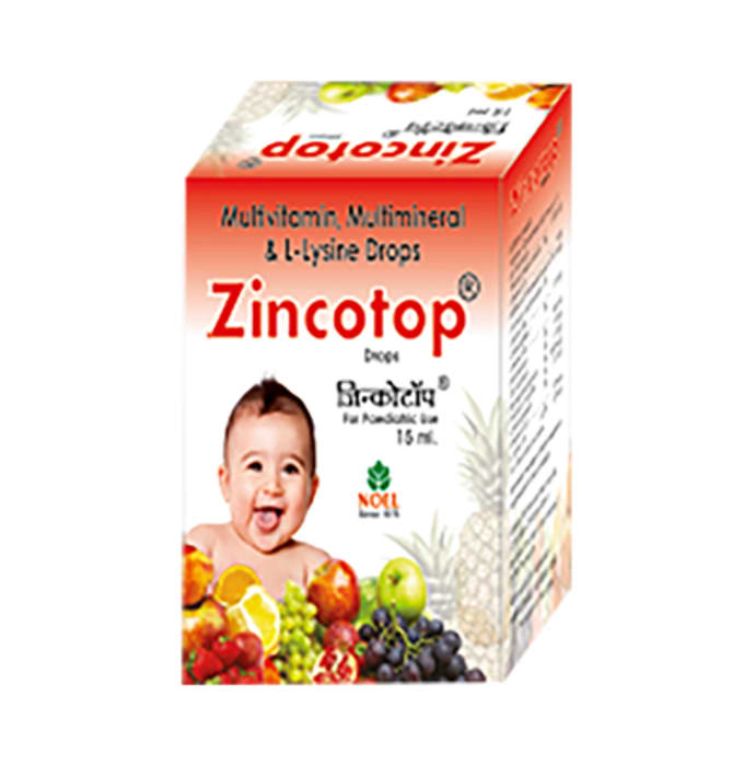 Zincotop Oral Drops