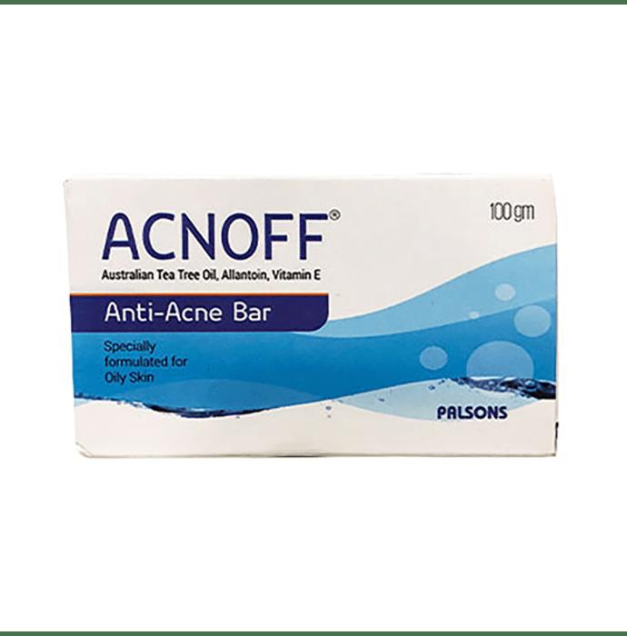 Acnoff Anti-Acne Bar